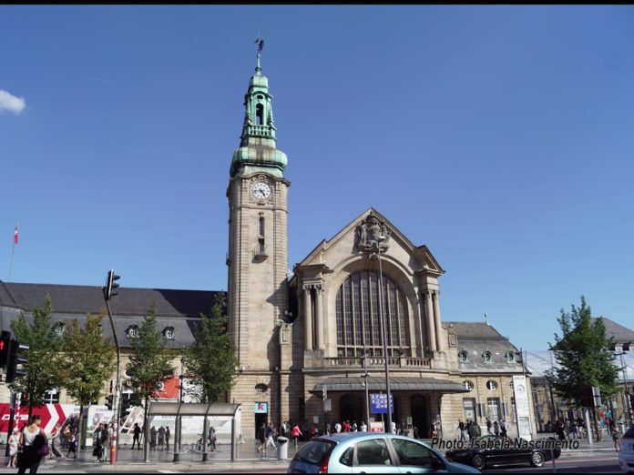 Gare luxembourg